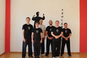 Instruktoren der Zhen Wu Germany